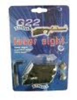 Walther G22 laser sight