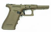 Glock 17 runko Oliivi