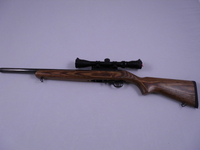 Ruger 10/22 HB Target .22Lr 1/2-auto