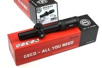 Geco Black 1-6x24i TAC CW MilDot