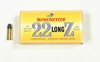 22 Long Zimmer 1,88g 50ptr Winchester