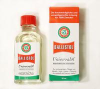 Ballistol öljypullo 50ml